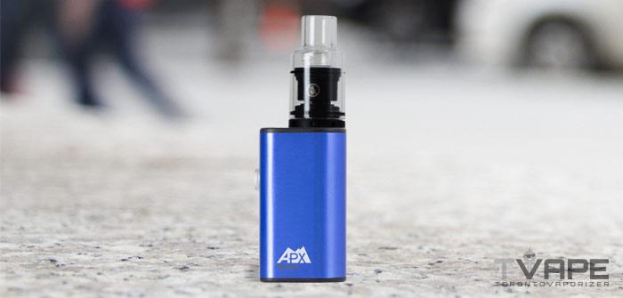 Apx wax vaporizer