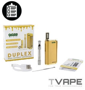 Ooze Duplex full kit