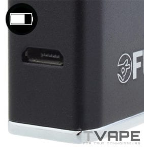 Yocan Flick usb slot
