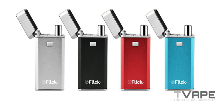 Yocan Flick available colors