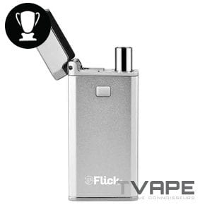 Yocan Flick front profile