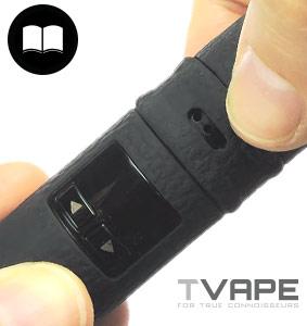 Focusvape Pro in hand