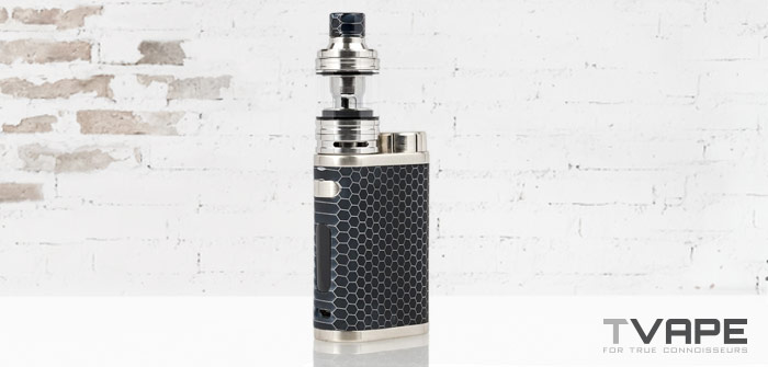 Eleaf iStick Pico Resin Review - Stuck on You | TVAPE Blog