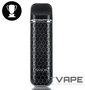 Smok Novo front display