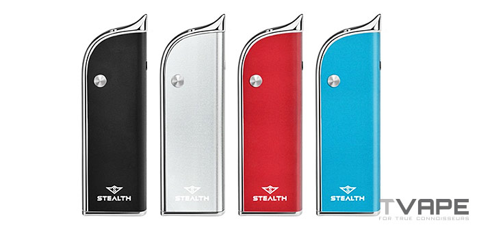 Yocan Stealth available colors