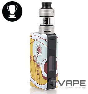 Aspire Puxos front display