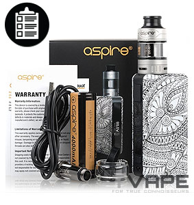 Aspire Puxos full kit