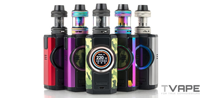 Aspire Dynamo available colors