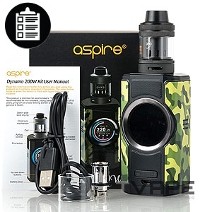 Aspire Dynamo full kit