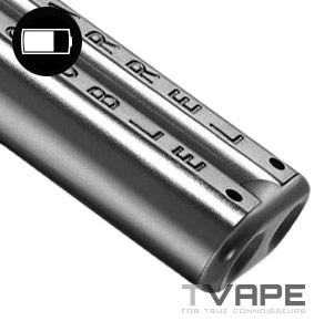 Double Barrel battery slot