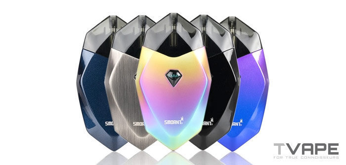 Smoant Karat available colors