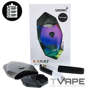 Smoant Karat full kit