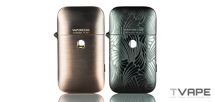 Vaporesso Aurora Play available colors